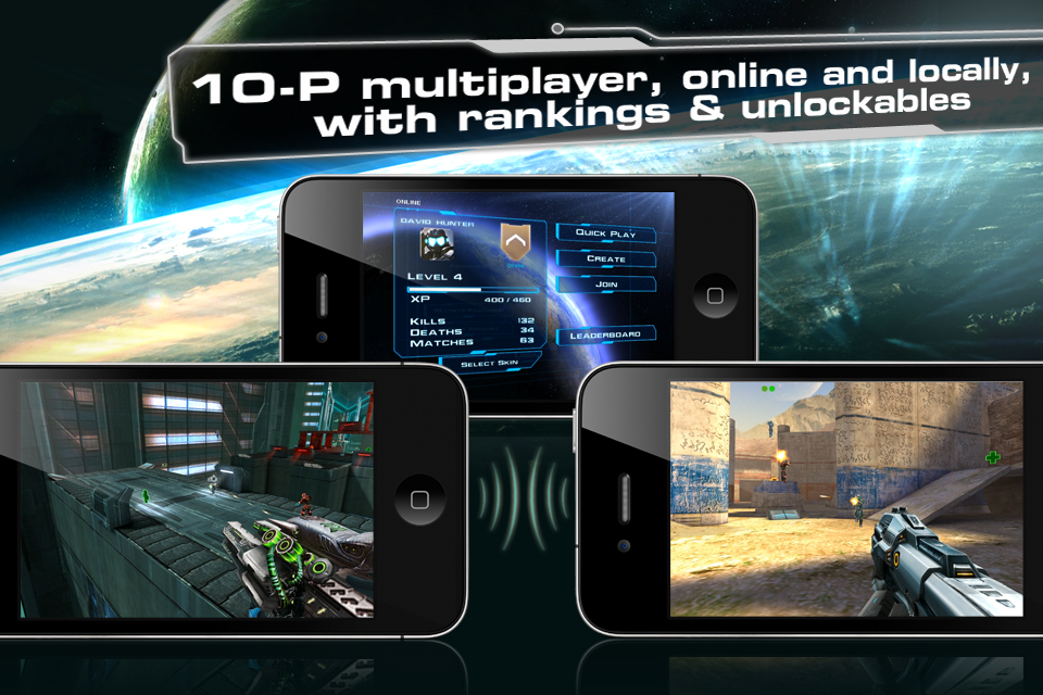 Screenshot N.O.V.A. 2 – Near Orbit Vanguard Alliance FREE