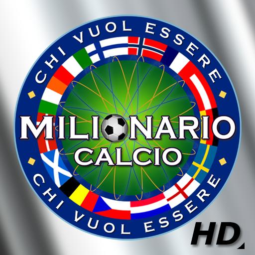 Chi Vuol Essere Milionario Calcio? HD (AppStore Link)