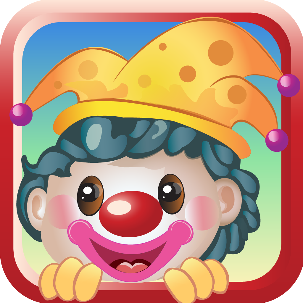 Circus Clown Bouncing Ball & Candy Collecting Game Free